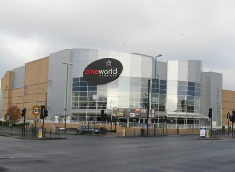 Dünyanın en büyük ikinci sinema zinciri, İngiltere'deki tüm salonlarını kapatıyor