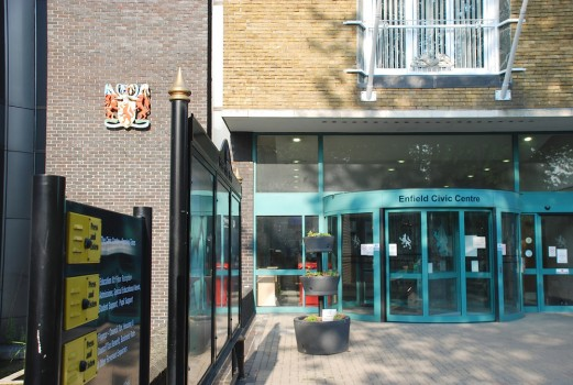 Enfield Council's restaurant awarded top rating for sustainable food