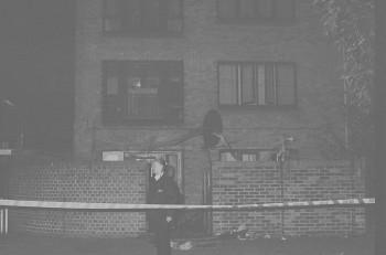 Hackney'de gaz patlaması