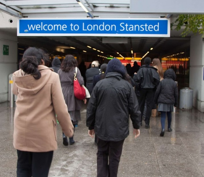 Stansted Airport is the 'worst in UK for delays'
