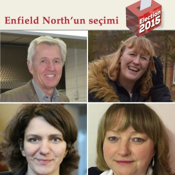 Seçim 2015: Enfield North bölgesi