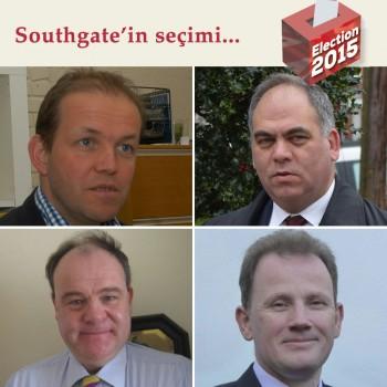 Seçim 2015: Enfield Southgate bölgesi
