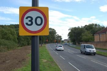 UK set to adopt vehicle speed limiters