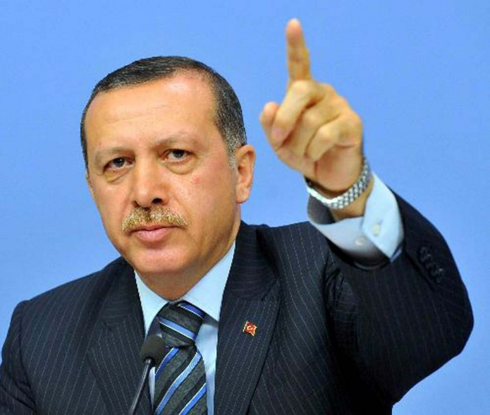 Erdoğan fenalık geçirdi