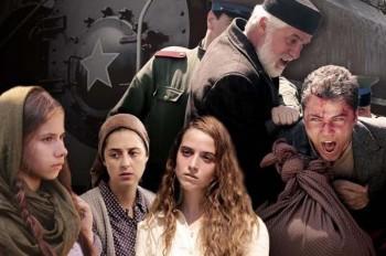 TRT'nin yeni dizisi 'Büyük Sürgün Kafkasya'