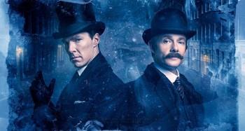 Sherlock Holmes'ün özel bölümünü 8 milyon kişi izledi
