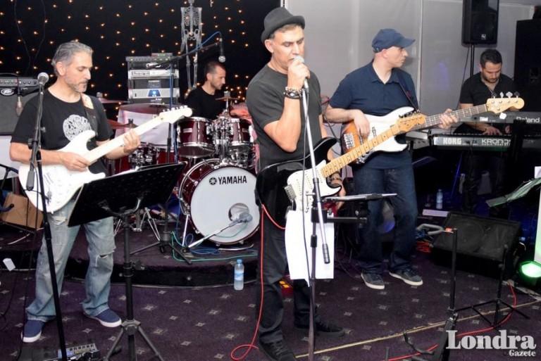 Grup Elektra'nın Londra'daki muhteşem konseri