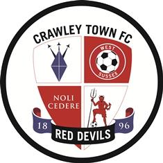 Crawley Town, 3-1 mağlup