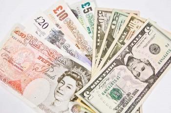 Dolar yükselince, 1 sterlin 5.11 TL oldu