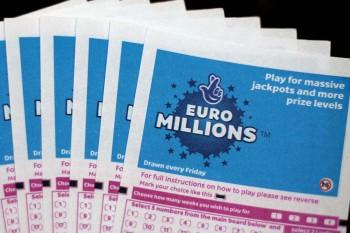 Euromillions £170m jackpot won by UK ticket holder