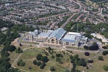 Alexandra Palace'ın doğu kanadını kurtarmak için büyük proje başlatıldı