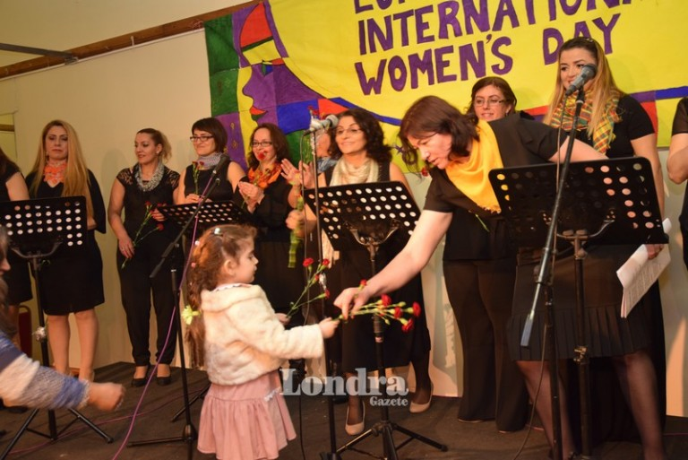Day-Mer 8 Mart Dünya Emekçi Kadınlar Günü