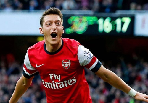 Mesut Özil'e büyük onur!