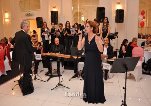 İngiltere Türk Kadınları Yardım Derneği 40'ıncı yılını kutladı