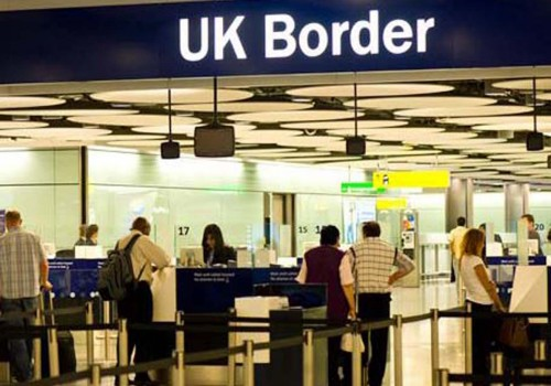 """UK's immigration system to put """"people before passports"""""""