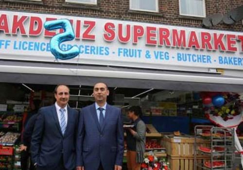 Akdeniz Market Chingford'ta 5.Şubesini Açtı