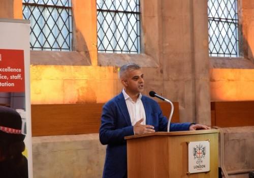 Sadiq Khan Londra Gazete'ye konuştu