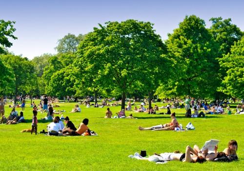 Londra parklarında aynı gün bıçaklı saldırılar yaşandı