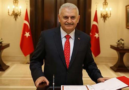 AKP'nin İstanbul adayı Binali Yıldırım