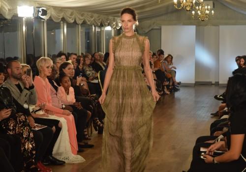 Turkish designer's new collection blazed a trail in fashion world