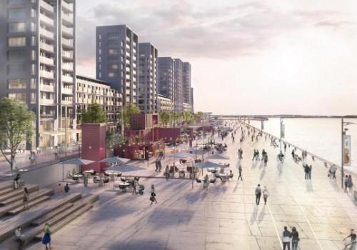 """Büyük """"Thames üzeri Barcelona"""" projesi onaylandı"""