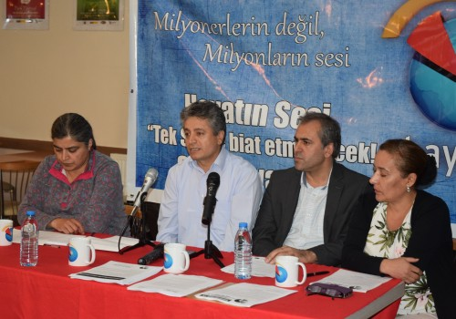 Solidarity and support calls for Hayat TV