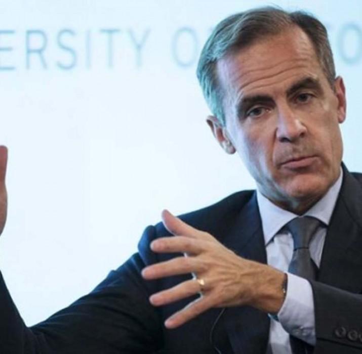 İngiltere Merkez Bankası Başkanı'ndan açıklama