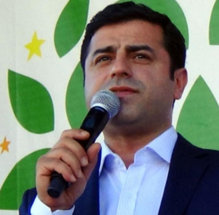 Son Dakika: Demirtaş ve 5 HDP Milletvekili tutuklandı!