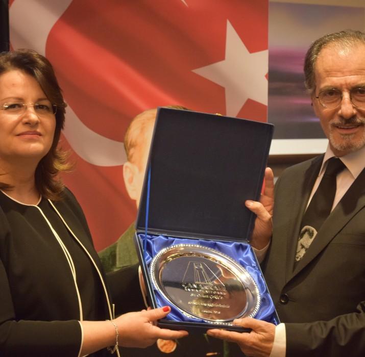 Londra'da Atatürk'ü Anma Töreni ve Konferansı gerçekleşti