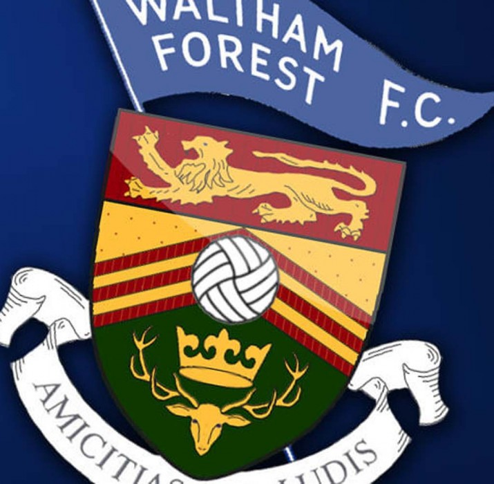 Waltham Forest'ın ilk galibiyeti: 3-1