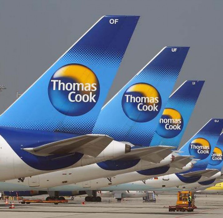 Thomas Cook için iflas alarmı