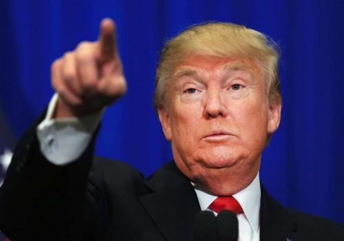 Trump'tan ABD piyasalarına tehdit