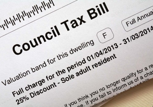Bailiffs are back to work chasing up unpaid council tax