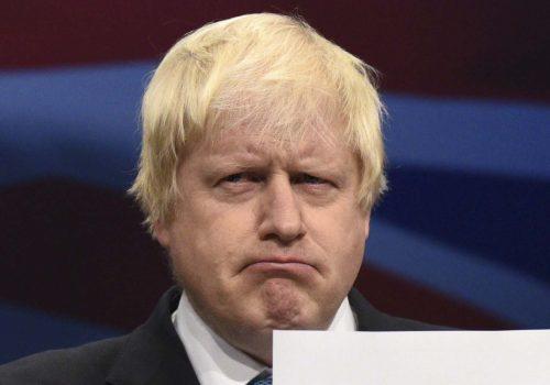 Boris Johnson'dan itiraf: Koronavirüs ülke için bir felaket oldu