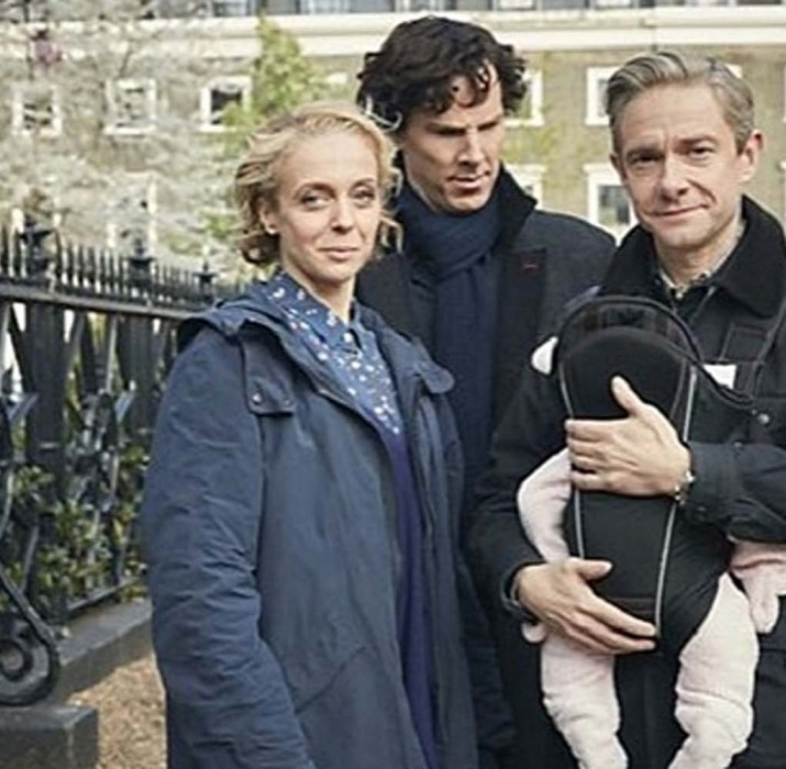 Sherlock, 4. sezonuna Ocak 2017'de başlıyor