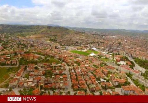 Kapadokya, BBC World News'te tanıtıldı