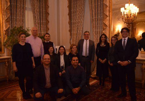 Türk ve İngiliz araştırmacılar Londra'da bir araya geldi