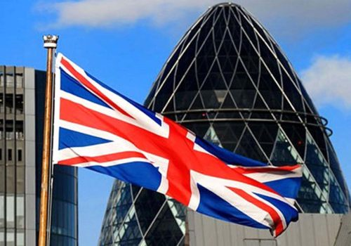 İngiliz ekonomisi üç ayda yüzde 19,1 daraldı