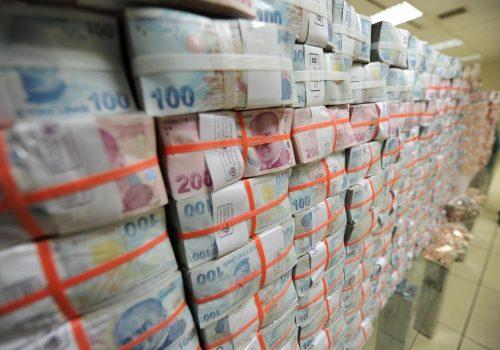 Bankalarda 115 milyon TL unutuldu!