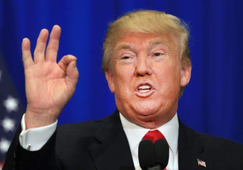 Trump bir ayda 11,3 milyon dolar harcadı