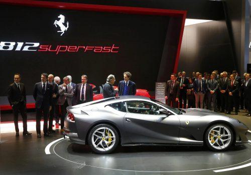İşte Ferrari'nin yeni canavarı!