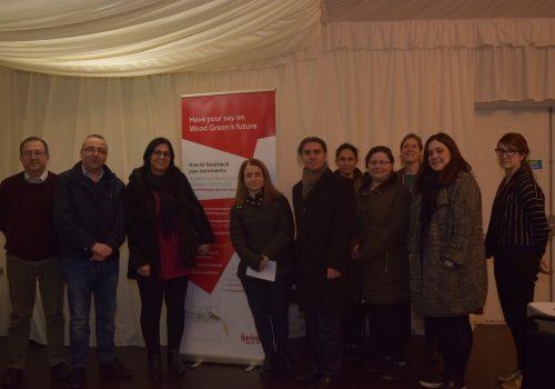 Haringey'de Türkçe konuşan toplumlara özel kentsel dönüşüm