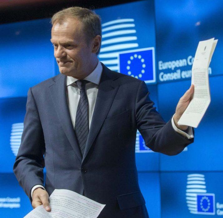 Tusk: Brexit anlaşması 2018'in sonuna kadar bitebilir
