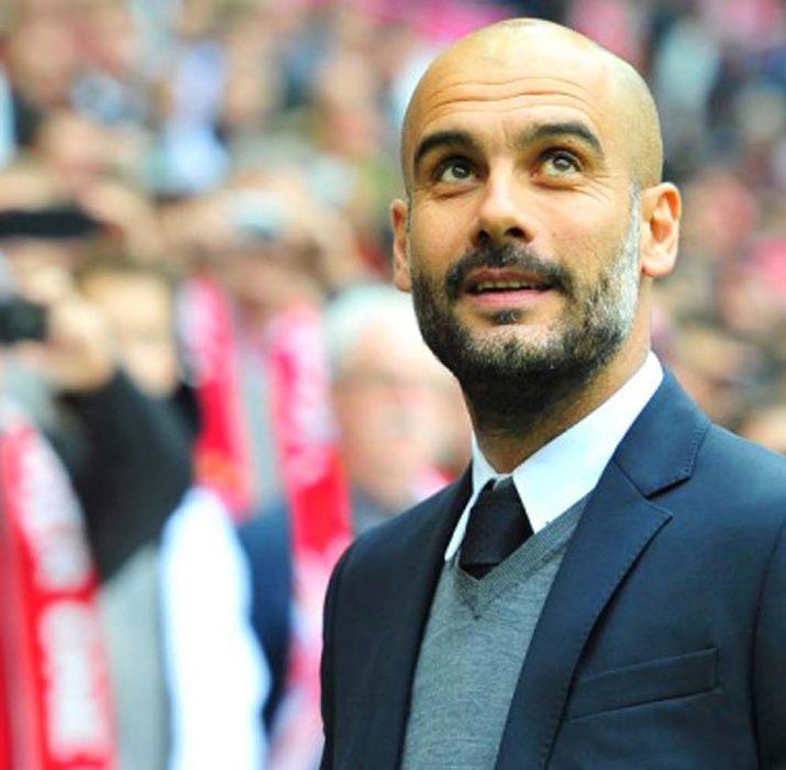 Manchester City, Pep Guardiola'nın sözleşmesini uzattı