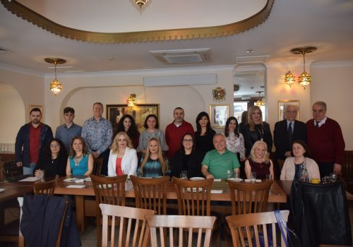 İngiliz Türk Sağlık Elemanları Derneği 6. yıllık genel toplantılarını gerçekleştirdi
