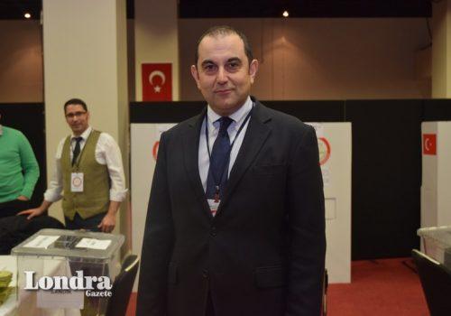 TC Londra Başkonsolosu Çınar Ergin veda mesajı paylaştı