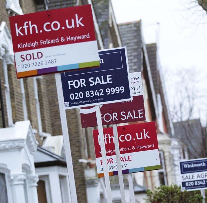 İngiltere'de 2020 yılı kasım ayında konut fiyatları yüzde 1,2 arttı
