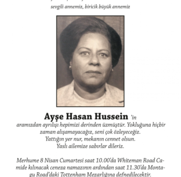 Ayşe Hasan Hussein