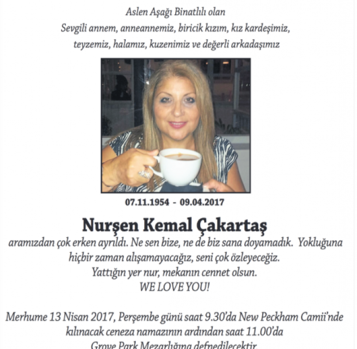 Nurşen Kemal Çakartaş