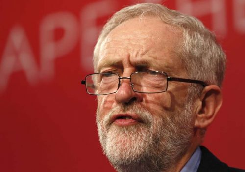 Corbyn meeting opposition MPs to discuss plan to stop no deal
